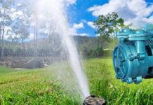 Giá máy bơm nước giếng khoan và Máy bơm nước trục ngang