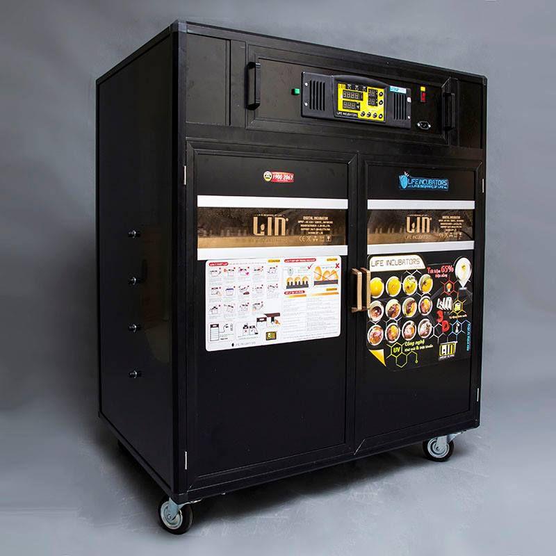 Giá máy ấp trứng gà, vịt, ngan,... Các loại máy ấp trứng tốt, giá rẻ hiện nay