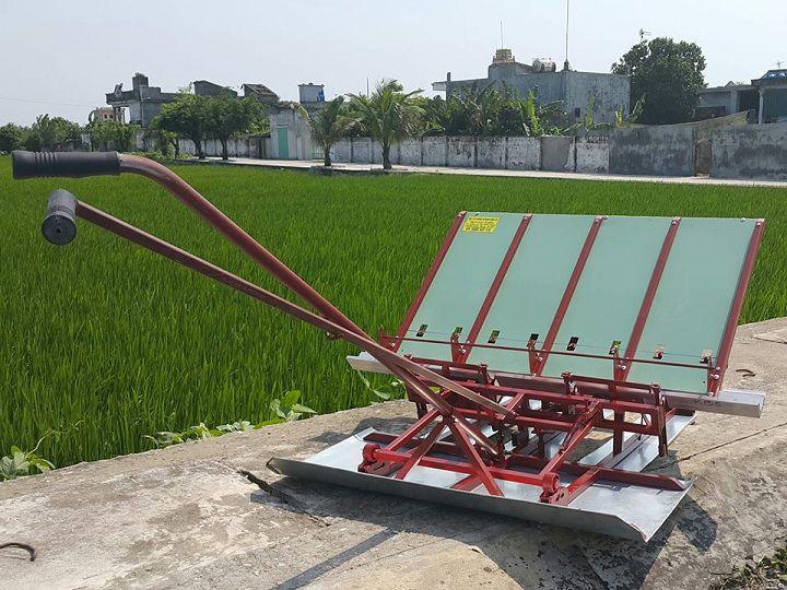 Giá máy cấy lúa không động cơ. Nơi bán máy cấy lúa không động cơ