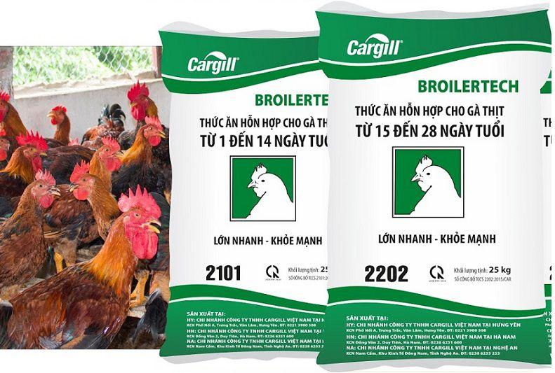 Giá bán cám gà, thức ăn chăn nuôi gà. Địa chỉ mua bán cám gà tốt nhất