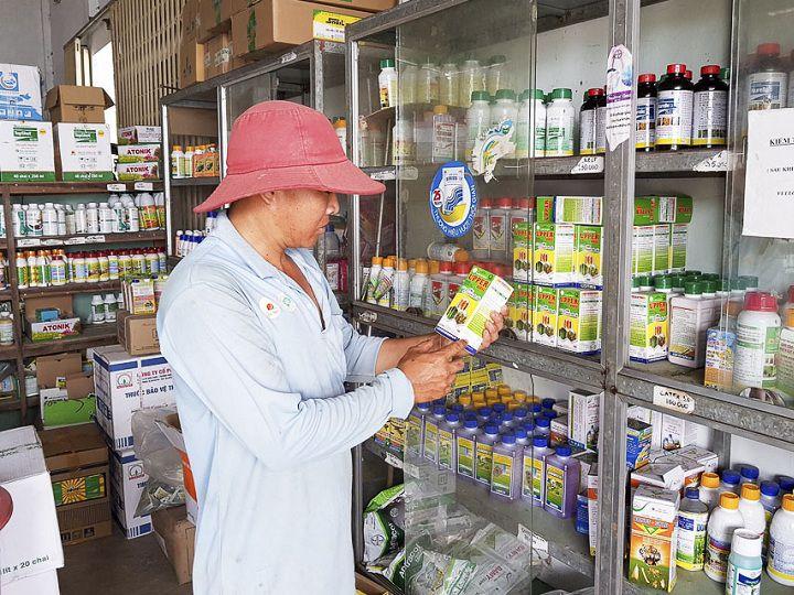 Các cửa hàng bán vật tư nông nghiệp ở Hà Nội
