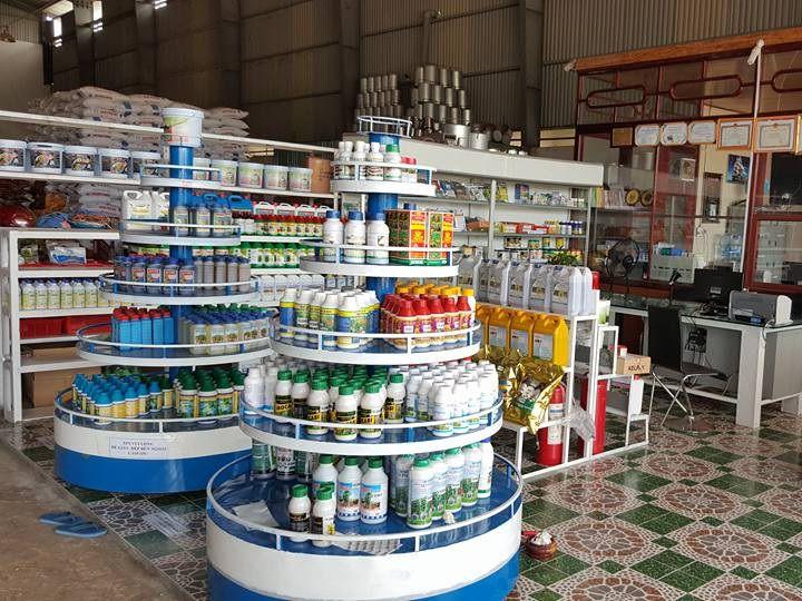 Các cửa hàng bán vật tư nông nghiệp tại Hà Nội