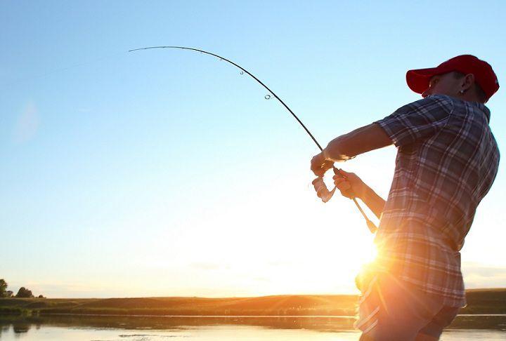 Học kinh nghiệm câu cá sông bằng cần máy. Kỹ thuật câu cá sông