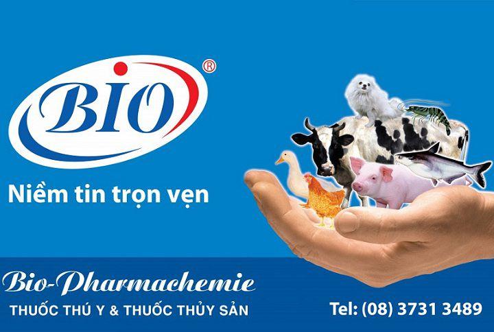Bảng giá thuốc thú y Bio. Các đại lý, cửa bán thuốc thú y Bio uy tín